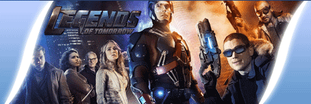 DC's Legends of Tomorrow 3x07