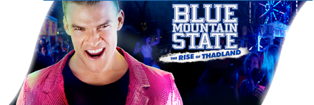 Blue Mountain State - The Rise of Thadland