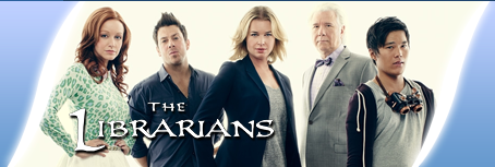 The Librarians 1x04